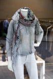 Freizeitbekleidungs-Bekleidungsgeschäft Lizenzfreie Stockbilder