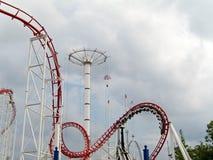 Freizeitpark Lizenzfreie Stockfotos