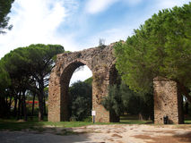 Frejus aqueduct Stock Photos