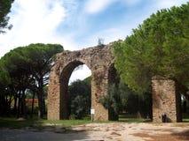Frejus aqueduct Stock Photos