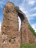 Frejus aqueduct Stock Image