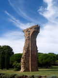 Frejus aqueduct Royalty Free Stock Photos