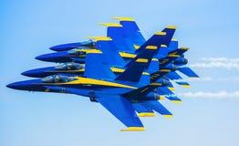 Frelon de F 18 Images libres de droits