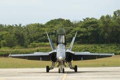 Frelon de FA-18D photo stock