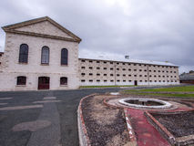 Fremantle监狱珀斯澳大利亚 免版税库存图片