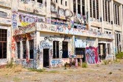 Fremantle: Casa abandonada del poder Fotos de archivo libres de regalías