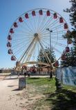 Fremantle Ferris Wheel Fotos de Stock