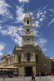 Fremantle. Historical Building, Fremantle, Perth, Western Australia Royalty Free Stock Images