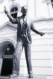 Δυτική Αυστραλία Fremantle αγαλμάτων του John Curtin Στοκ εικόνα με δικαίωμα ελεύθερης χρήσης
