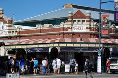 Fremantle Markets: Downtown Freo Royalty Free Stock Image