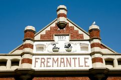 Fremantle Markets Stock Photos