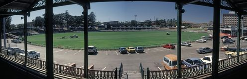 Fremantle Oval Western Australia Royalty Free Stock Image