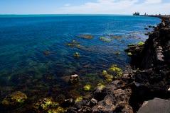 fremantle podpalany błękitny morze Obraz Stock