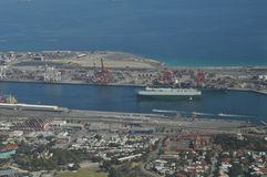 Fremantle Port Perth Western Australia Royalty Free Stock Photography