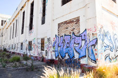 Fremantle Power Station: Youth Expression Royalty Free Stock Photo