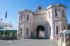 Fremantle Prison: Fremantle, Western Australia Stock Image
