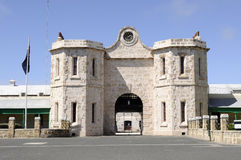 Fremantle Prison; Perth, Australia. Stock Photography