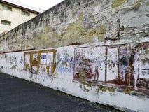 Fremantle Prison, Perth, WA - Prison Art Royalty Free Stock Photo