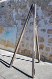 Fremantle Prison: Whipping Post Royalty Free Stock Photos