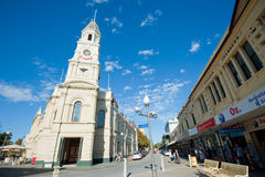 Fremantle Town Hall Royalty Free Stock Image