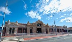Fremantle Train Station Stock Images