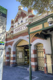 FREMANTLE, WESTERN AUSTRALIA - Nov 16, 2014 - The famous Fremantle weekend market building Stock Image