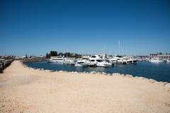 Fremantle yachtpenna Royaltyfri Bild