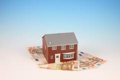 Fremde Eigentum-Betrachtung Lizenzfreie Stockbilder