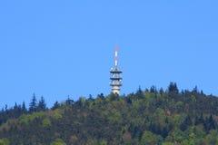 Fremersberg Baden-Baden. Fremersberg surrounding tower Baden-Baden Stock Image