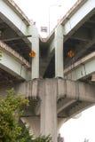 Fremont桥梁 免版税图库摄影
