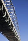 Fremont Bridge in Portland, Oregon Royalty Free Stock Image