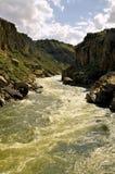 Fremont Canyon Wyoming Royalty Free Stock Photo