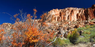 Fremont Indian State Park Royalty Free Stock Photography