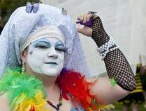 Fremont parade Stock Image