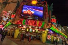Fremont Street Experience, Las Vegas Stock Photography