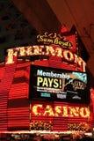 Fremont Street Experience, Las Vegas, USA Stock Images