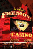 Fremont Street Experience, Las Vegas, USA Royalty Free Stock Photography