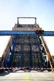Fremontbrug - Seattle, Washington Stock Afbeeldingen