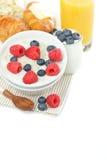 french śniadanie Obrazy Royalty Free
