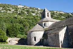 French abbaye Stock Photography