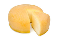 French abbey cheese Stock Photography