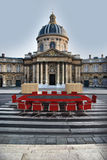 French Academy meeting Royalty Free Stock Photo