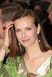French actress Carole Bouquet Royalty Free Stock Photo