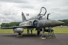 French Air Force Mirage 2000 Royalty Free Stock Images