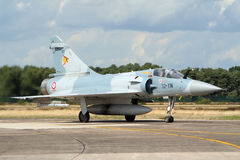 French air force Mirage Stock Image