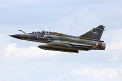 French Air Force Mirage 2000 Stock Photography