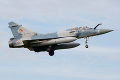 French Air Force Mirage 2000 Royalty Free Stock Photography
