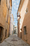 French alley Stock Photography
