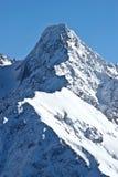French alpes Stock Image
