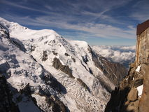 The French Alps Stock Photo
